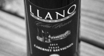 Llano Estacado Winery Cabernet front