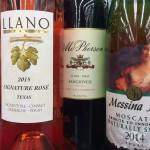 Texas Style Holiday Wine & Food Pairings