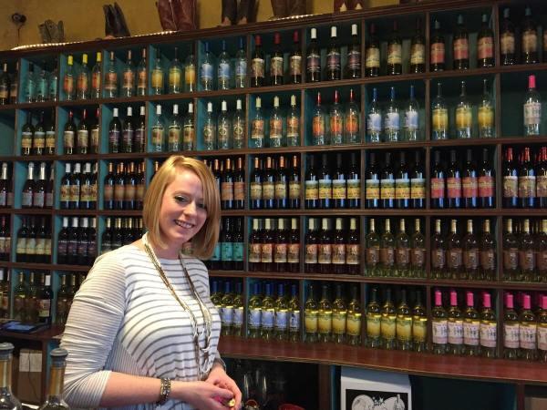 Erin Green of Fiesta Winery 290