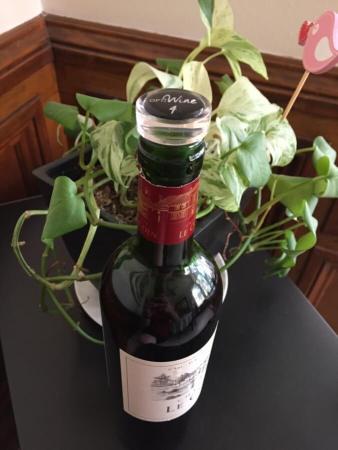 Optiwine in bottle