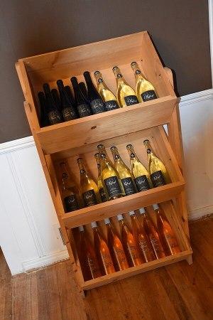Farmhouse wines