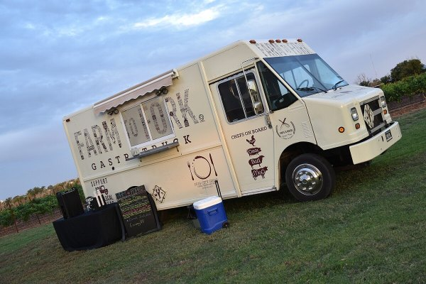 Fork to Cork food truck