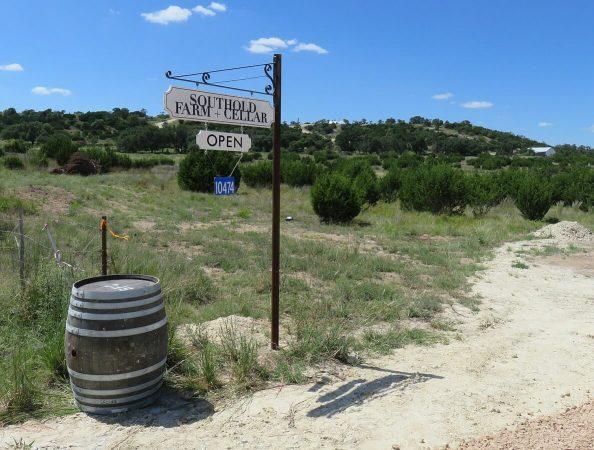 Southhold Farm + Cellar Entrance