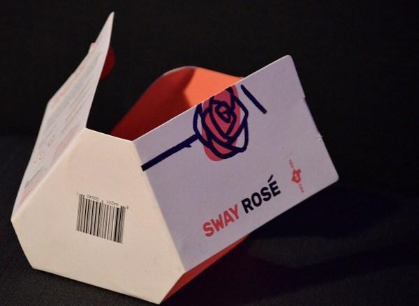 Sway Rosé box