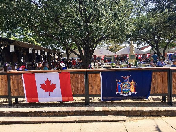 GrapeFest Canada and New York wines