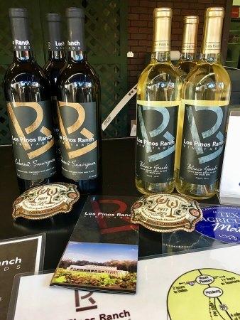 State Fair of Texas - Los Pinos Ranch Vineyards