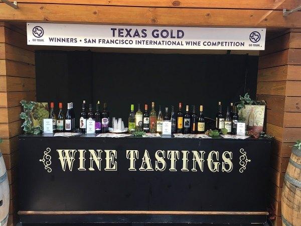 State Fair of Texas - San Francisco International wines
