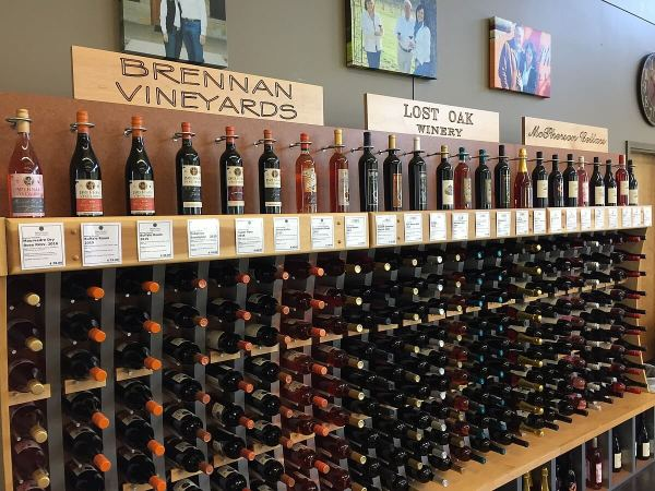 4.0 Cellars red wines