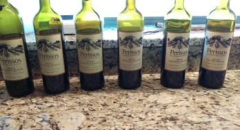 Perissos Wine Vertical Nov 2017