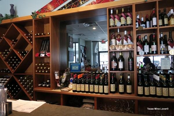 Houston Winery awards