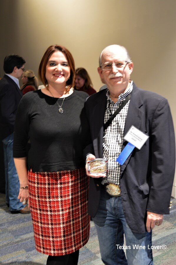 Jennifer McInnis and Dr. Bob Young - Bending Branch Winery