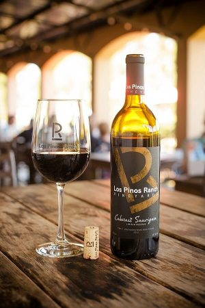 Los Pinos Ranch Vineyards Cabernet Sauvignon