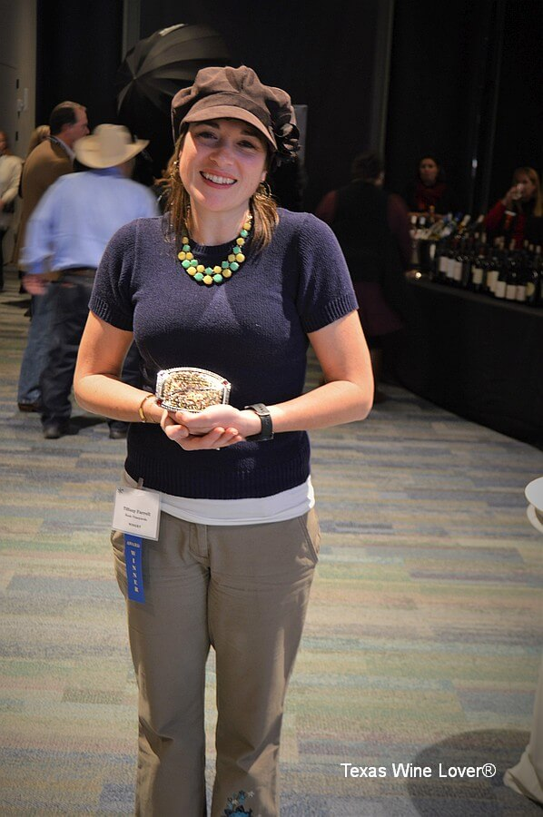 Tiffany Farrell of Haak Vineyards