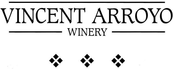 Vincent Arroyo Winery logo