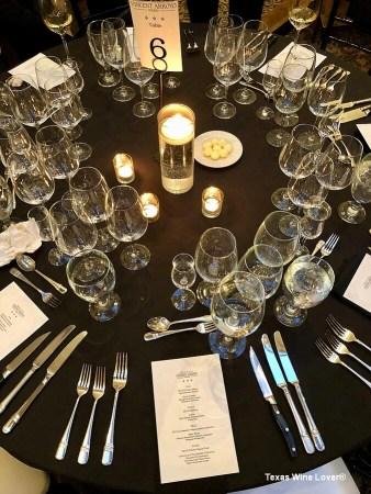 Vincent Arroyo Dallas dinner