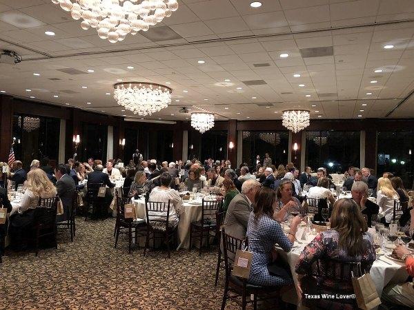 Vincent Arroyo Houston dinner