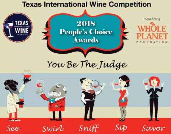 TXIWC People's Choice Awards
