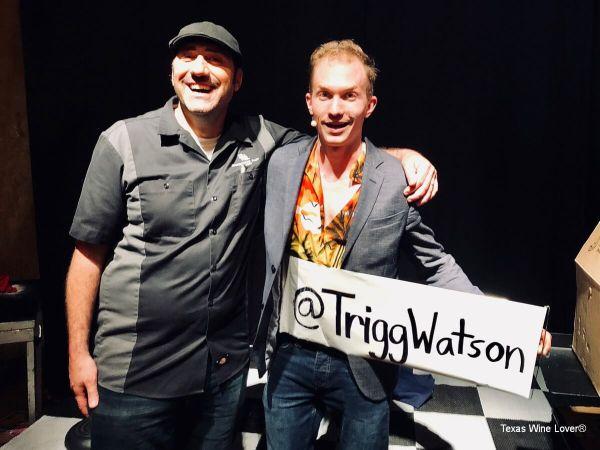 Sandro DiSanto and Trigg Watson