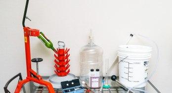 home winemaking equipment