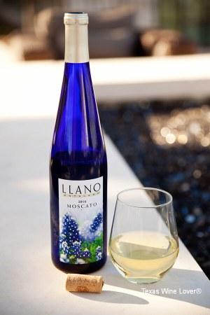 Llano Estacado Winery Moscato