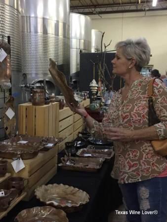 Tere Caswell of Castano Prado vineyard