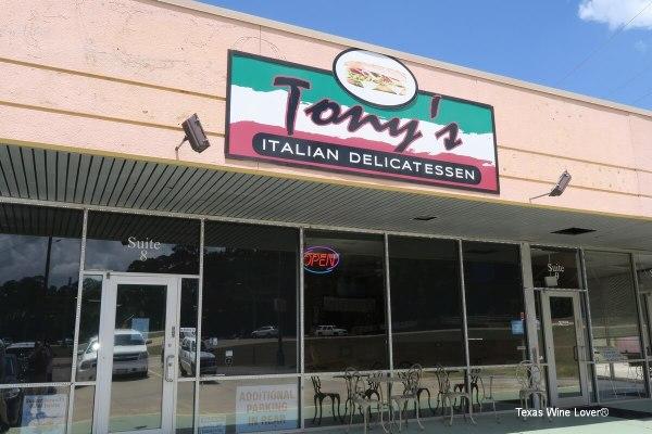 Tony's Italian Delicatessen