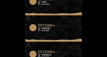 EX TERRA labels