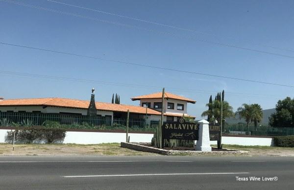 Finca Sala Vivé by Freixenet Mexico