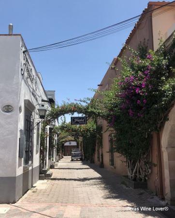 Freixenet wine bar street