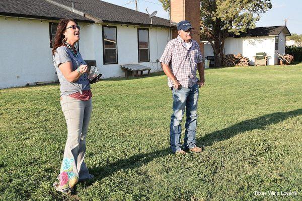 Katy Jane and Nicholas Seaton of Whitehouse Parker