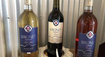 Siboney Cellars wines