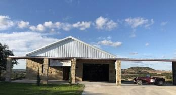 Stoneledge Vineyard and Winery outside