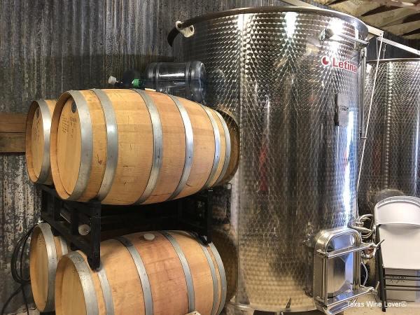 Sages Vintage barrels and tanks