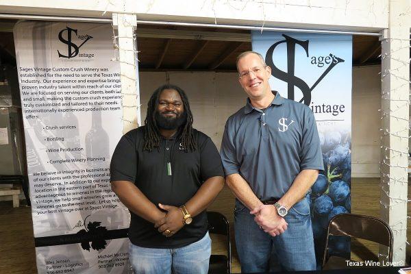Michael McClendon and Wes Jensen of Sages Vintage