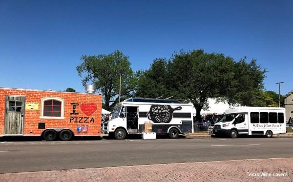 Rootstock Wine Festival food trucks