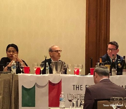 Taste of Italy panel
