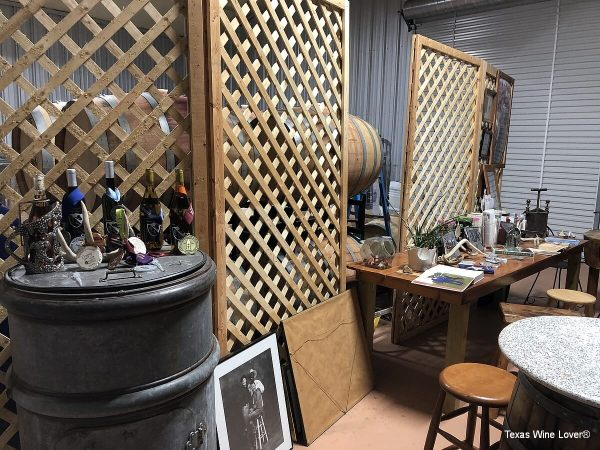 Wines of Dotson-Cervantes merchandise and production