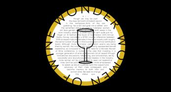 Wonder Women of Wine logo