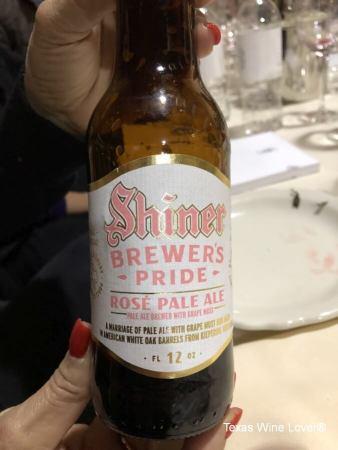Shiner Brewer's Pride Rose Pale Ale