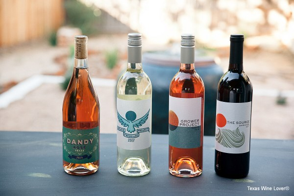 Growers Project wines