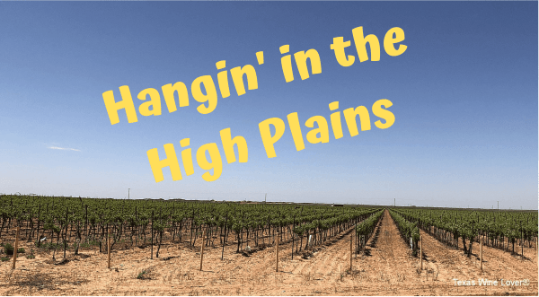 Hangin' in the High Plains