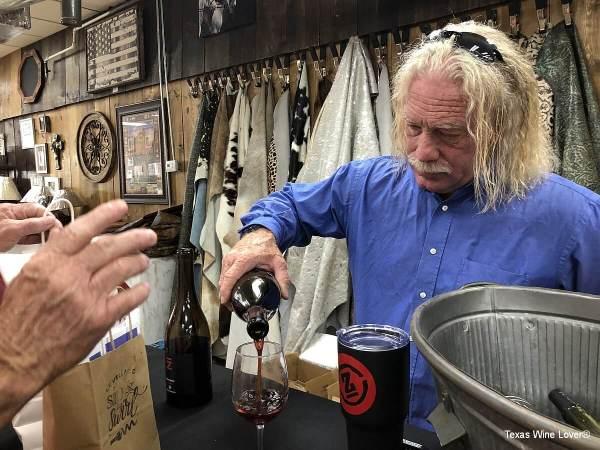 Bar Z Winery - Monty Dixon