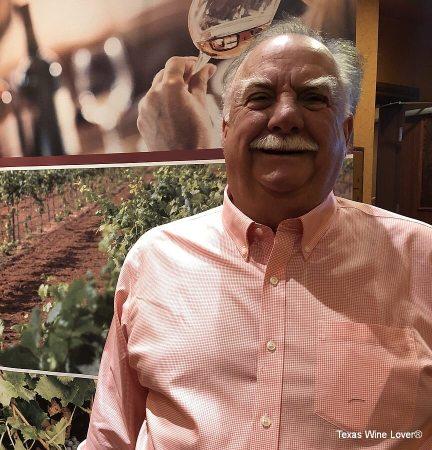 Bobby Cox of Pheasant Ridge Winery