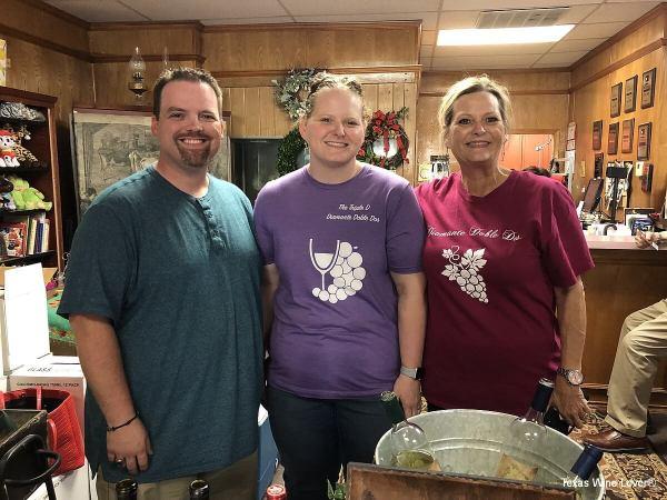 The Triple D - Ryan and Liz Braquet, Mary Wilmeth