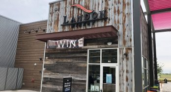 Landon Winery at The Sound outside