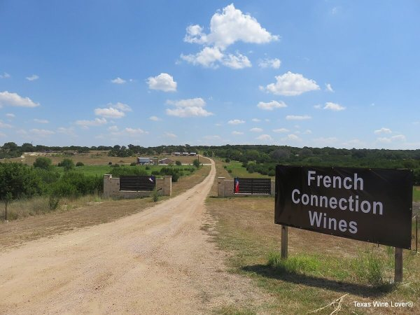 French Connection Wines entrance