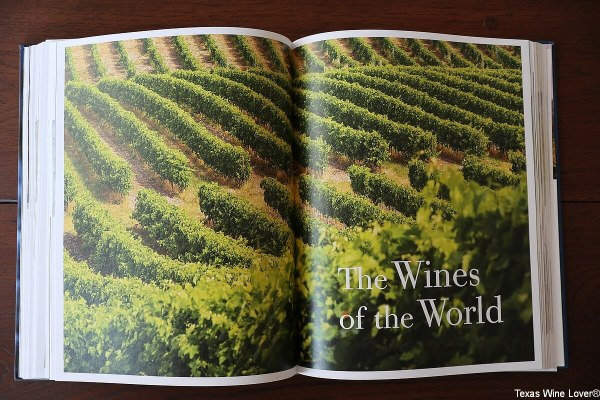 Wines of the World pages from Wine from Grape to Glass