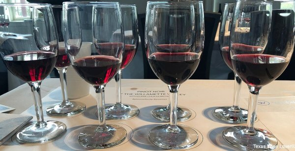 Pinot in the City wines