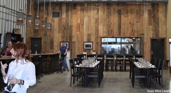 Slate Mill Wine Collective tasting room