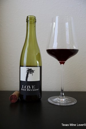 Love Just Because wine from Southhold Farm + Cellar